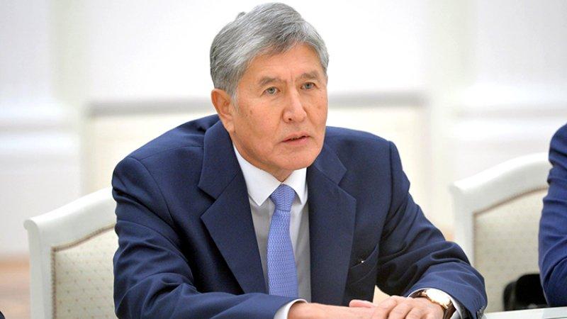 Атамбаев на связи: почему Киргизия выступает с антироссийской риторикой