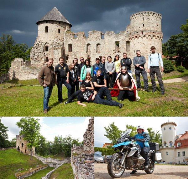 В Ригу за байками — путешествие с «BMW Motorrad Россия» - Фото 12