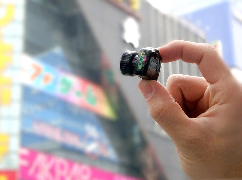 3104 MAME CAM — самая маленькая камера в мире