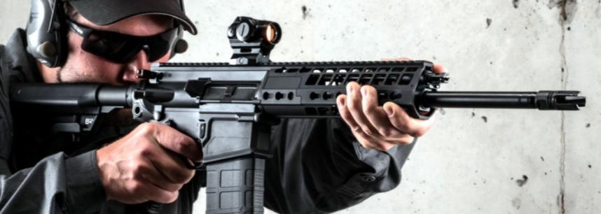 Индия закупает автоматические винтовки SIG Sauer SIG716