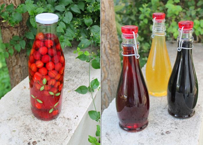 Старинный способ приготовления вишневого ликера