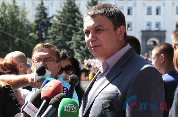 Глава ЛНР прокомментировал решение трибунала в Донбассе
