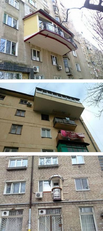 Обнаглевшие соседи, которые расширили балкон вызвали протест в сети...
