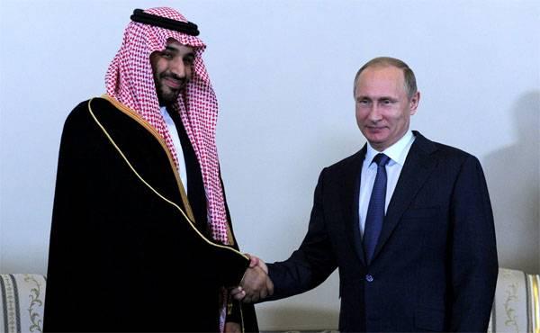 Саудовский принц: Россия мож…