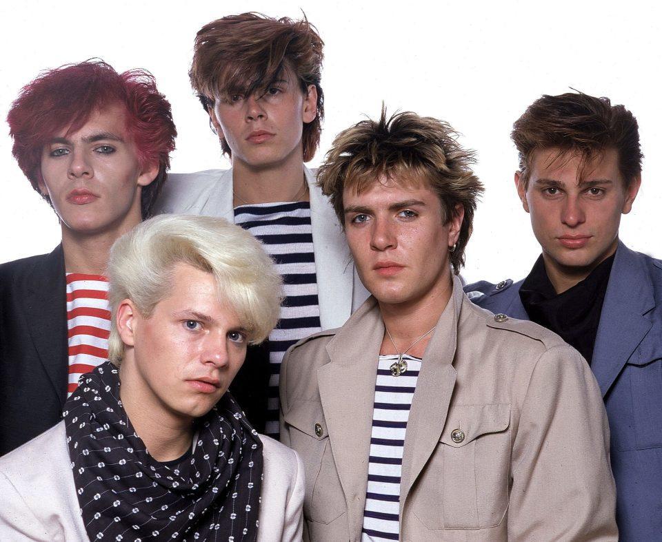 """Новая волна: Четыре хита """"Duran Duran"""""""