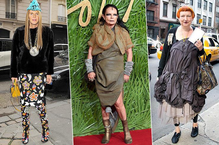 Королева панков и «Карлсон»: 5 самых странных и влиятельных женщин мира моды