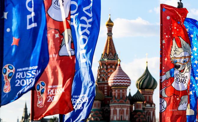 ЧМ-2018: Россия считает убытки, а FIFA - рекордный навар