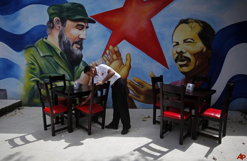 Путин неожиданно прилетел в Никарагуа