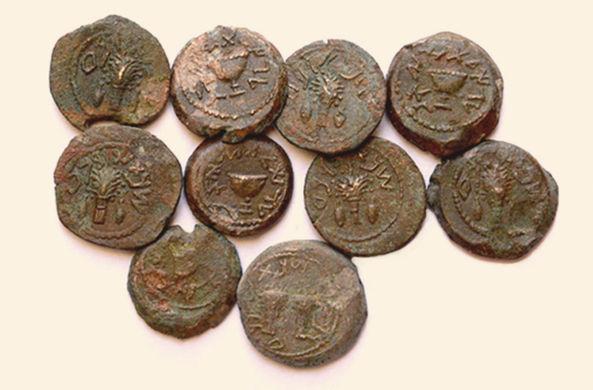 В Иерусалиме нашли клад I века н.э.