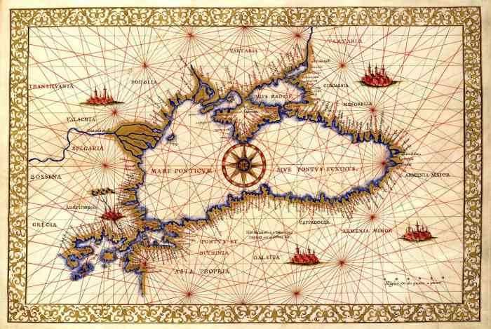 Как «европейское» море станет «русским»