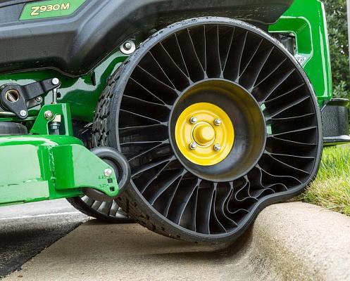Michelin запускает безвоздушные шины в серию