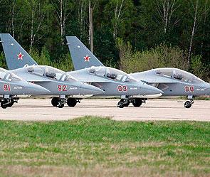 """Российские ВВС получили """"Крылья Тавриды"""""""
