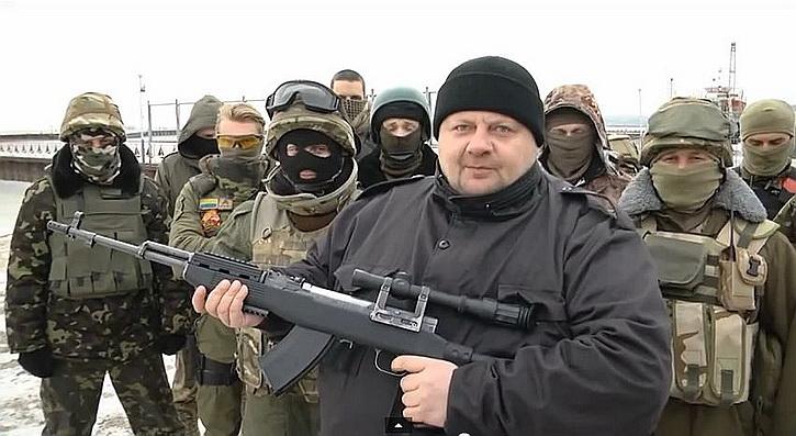 Украинские националисты объявили меджлисовцев предателями