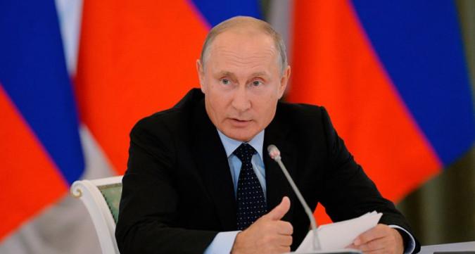 Путин прокомментировал реакцию Запада и Киева на выборы в Донбассе
