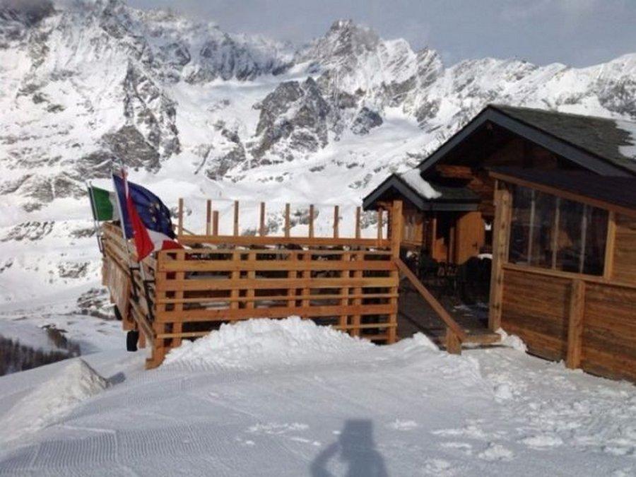 Турист из Эстонии заблудился в Альпах «подшофе»