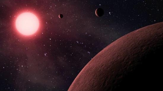 Двухцветные звёзды могут привести нас к экзопланетам