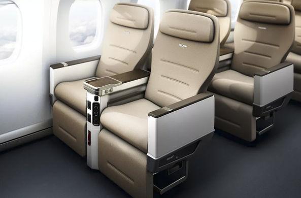 В Германии разработали самоочищающиеся кресла для самолетов