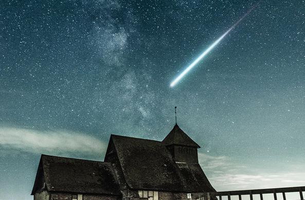 В ночь с 8 на 9 октября можно будет наблюдать самый непредсказуемый звездопад