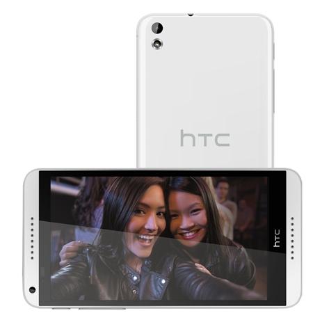 В России начались продажи HTC Desire 816 стоимостью 17 тысяч рублей