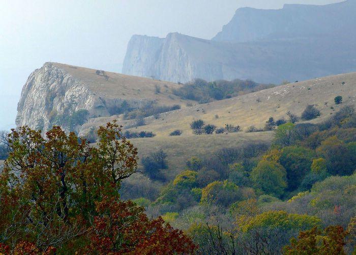 Очарование Крыма в фотографиях Александра Данченко крым, фото, красоты