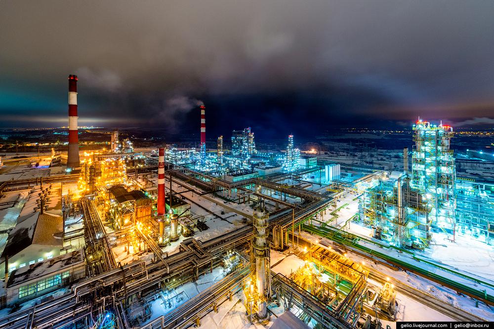 Нефтяные компании в России м…