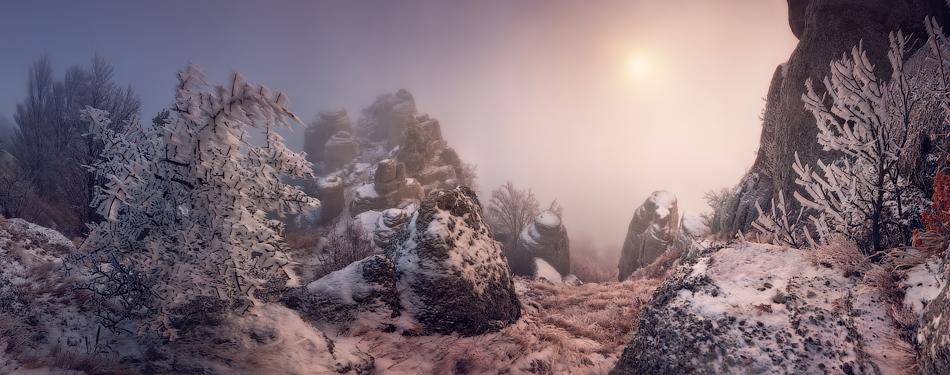 588 Зимний Крым
