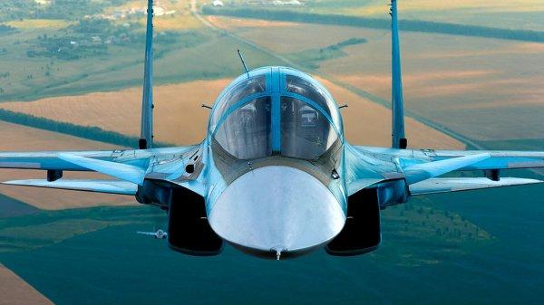 Проверенный Сирией Су-34 готовят в вожаки бомбардировочных стай
