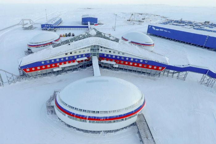 Минобороны открыло виртуальную экскурсию по самой северной в мире военной базе
