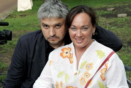 Лариса Гузеева с мужем