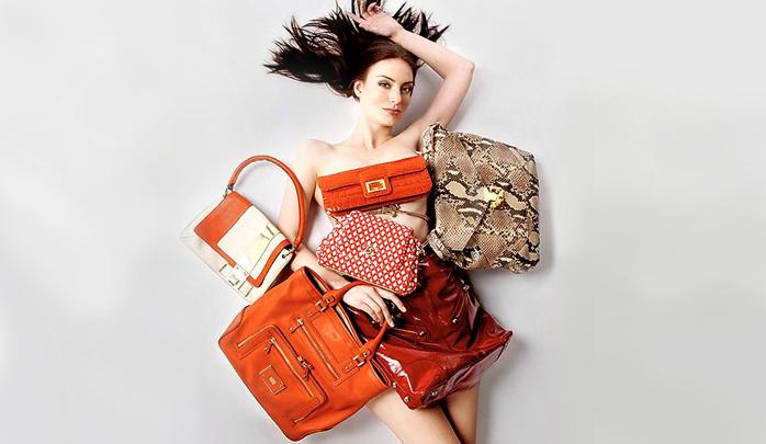 Дама с сумкой