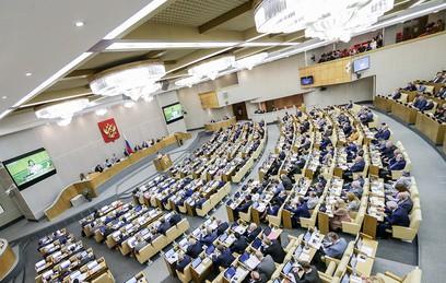 Госдума ратифицировала протокол о размещении ВКС в Сирии