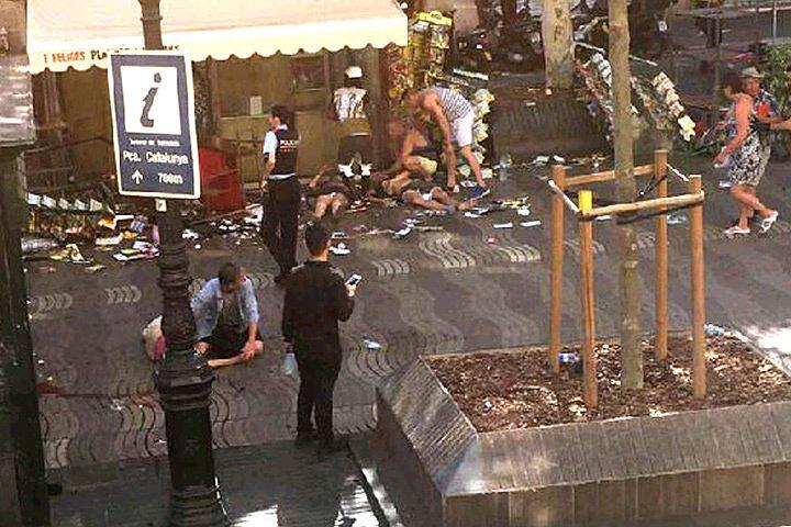 МИД РФ осудил теракт в Барселоне