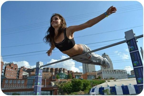 Феномен street workout