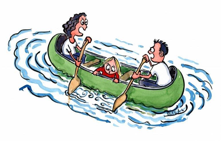 Мудрые способы справиться с конфликтами в семье