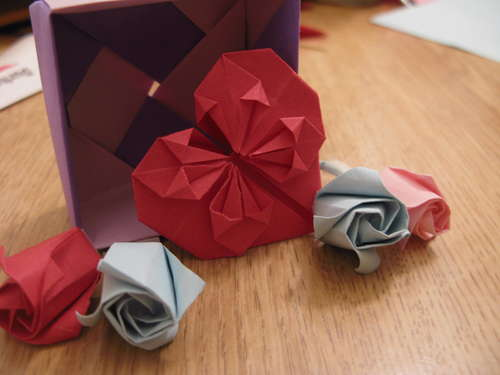 Кто любит оригами