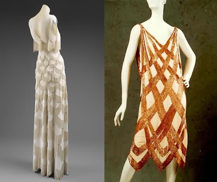 Платья от Вионне.