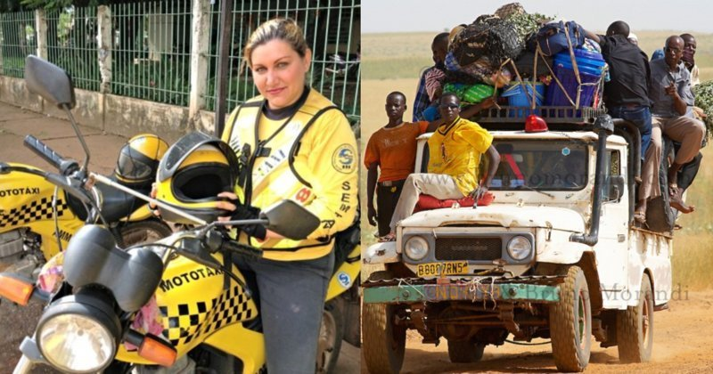 10 необычных такси со всего мира