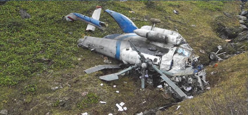 Авиация катастроф