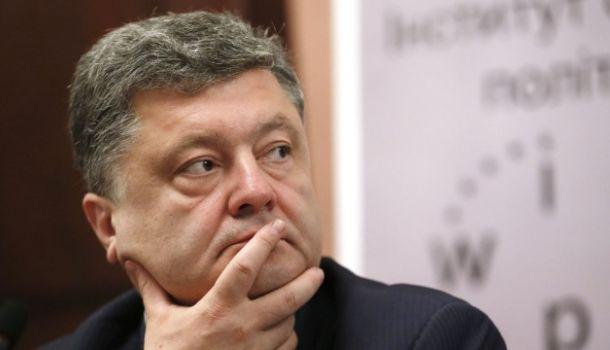 Дальше сам: США, ЕС и НАТО кинули Порошенко