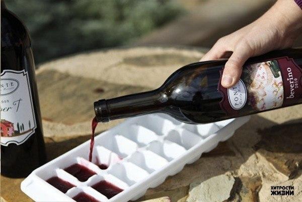 10 отличных идей использования формочки для льда