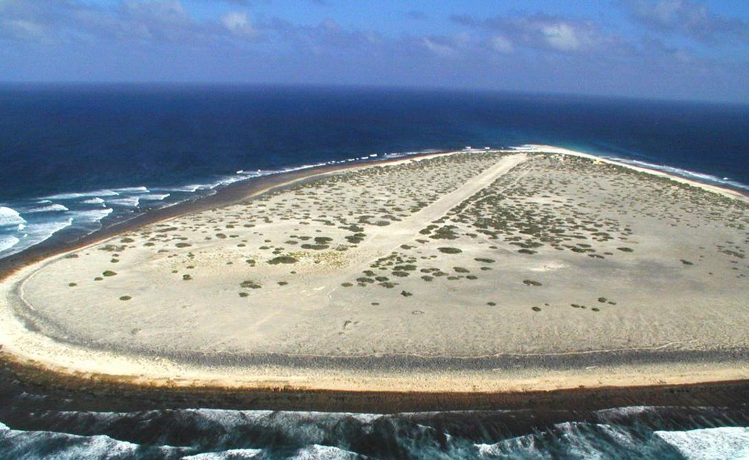 Край мира: 7 островов на которые почти невозможно добраться