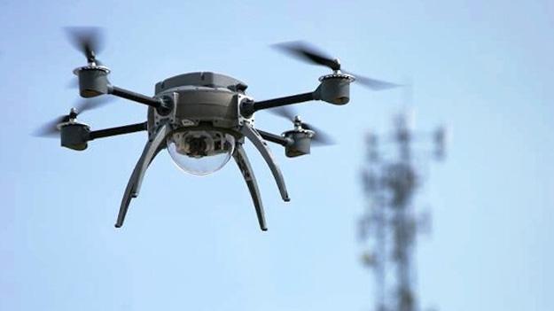Использование  дронов   для съемки объектов недвижимости в США