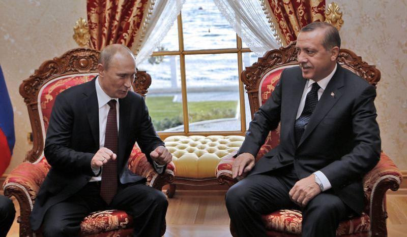 Владимир Путин поставил условие Эрдогану