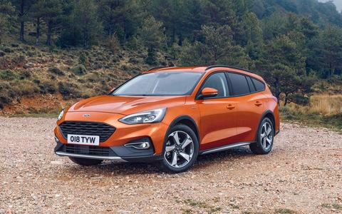 Ford показал новый вариант Focus