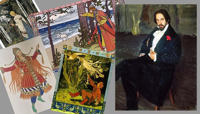 7 творческих жизней художника Ивана Билибина, который рисовал по-настоящему страшные сказки