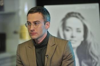 Дмитрий Шепелев показал подросшего сына
