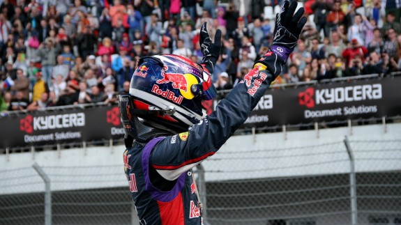 Даниил Квят: «В Мировой серии Renault я научился гонкам»