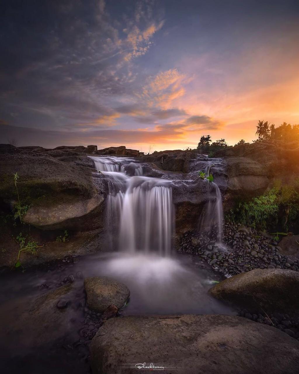 Прекрасные пейзажи Индонезии Бойке Сиахаана