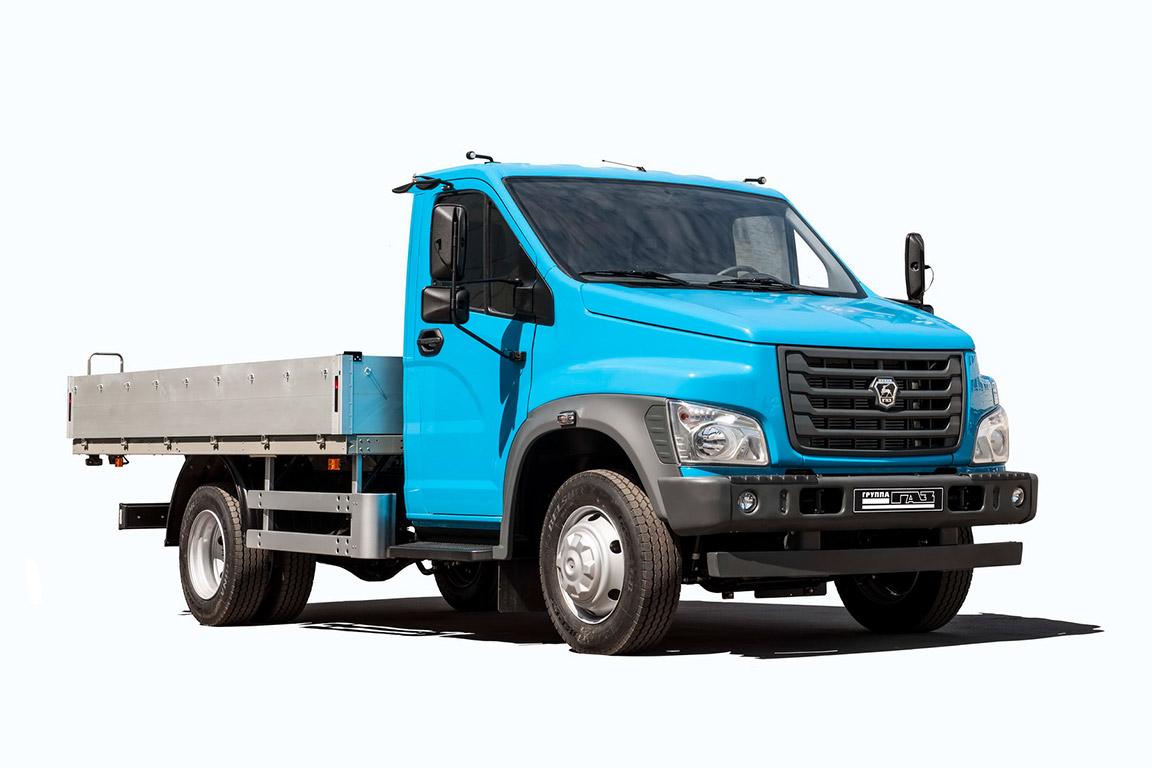 ГАЗон NEXT ― красивый грузовой автомобиль России
