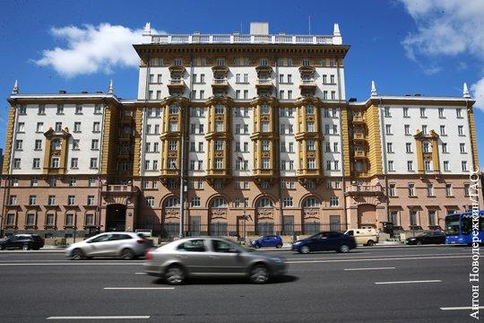 Посольство США отреагировало на обвинения во вмешательство в российские выборы